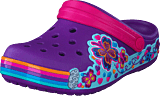 Crocs - Cb Fun Lab Graphic Clg K Amethyst
