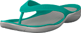 Crocs - Swiftwater Flip W Tropical Teal/pearl White