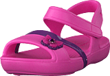 Crocs - Crocs Lina Sandal K Party Pink