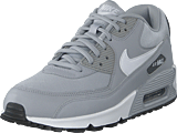 Nike - Wmns Air Max 90 Grey/white-dark Grey-black