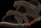 Timberland - Park Hopper L/f 2-strap Sandal Canteen Suede