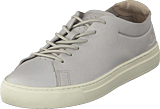 Lacoste - L.12.12 Unlined 118 2 Lt Gry/off Wht