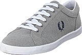 Fred Perry - Baseline Pique 1964 Silver / Carbon Blue