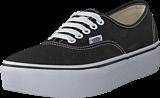 Vans - Ua Authentic Platform 2.0 Black