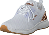 Fila - Control Low Wmn White/rose Gold
