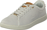 Lacoste - Carnaby Evo 317 8 Off White/tan