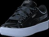 Puma - Puma Vikky Platform Ribbon P Puma Black-puma Black