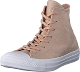 Converse - Chuck Taylor All Star Particle Beige/silver/white