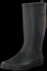 Bisgaard - Fashion Rubberboot Black Glitter