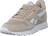 Reebok Classic - Cl Leather Mu Parchment/white