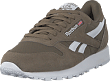 Reebok Classic - Cl Leather Mu Terrain Grey/white