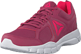 Reebok - Reebok 3d Fusion Tr Berry/pink/white